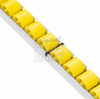 Heavy-duty rollenstrip framediepte 1230 mm