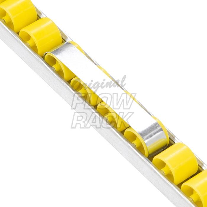 Remclip (los) voor kanban doorrolstelling